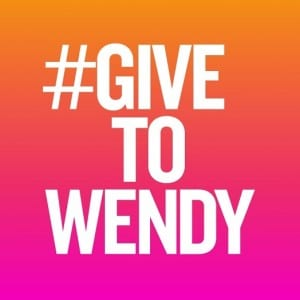 Give To Wendy