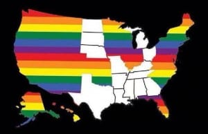 US Marriage Equality January 2015