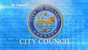 houston city council logo