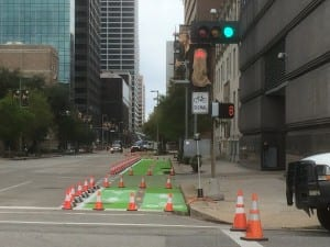 Houston Bike Lane