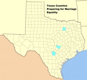 Texas Counties Marriage Equality2