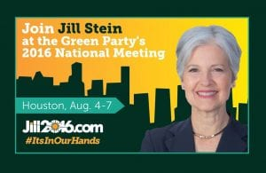 Green Party Houston
