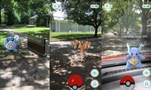 Pokemon Go Houston